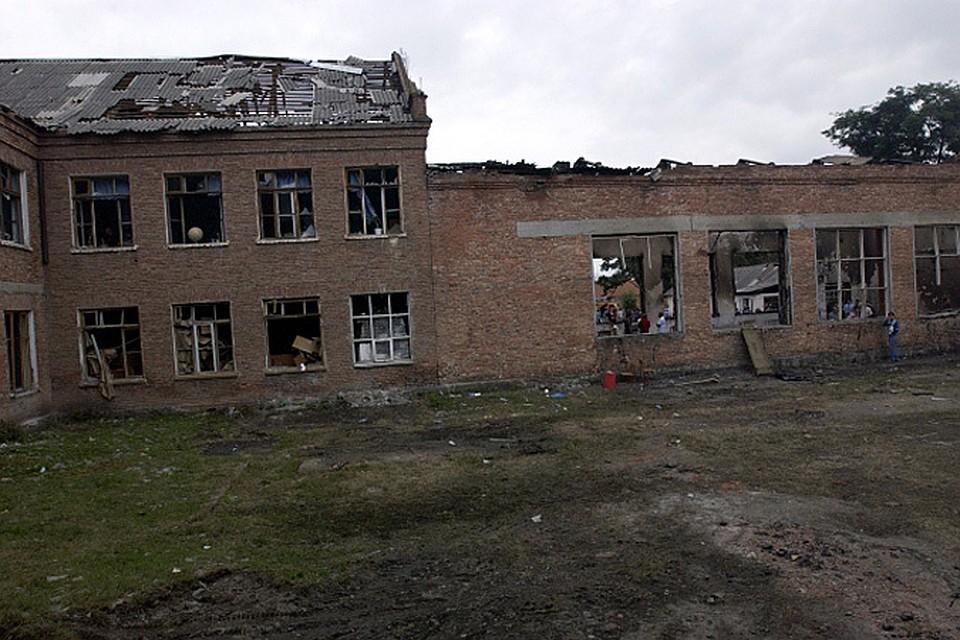 После трагедии в 2004 году в Беслане больше не существует первой школы