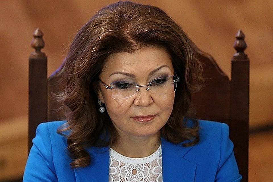 Дарига Назарбаева сохранила пост спикера Сената Казахстана. Фото: Егор Алеев/ТАСС