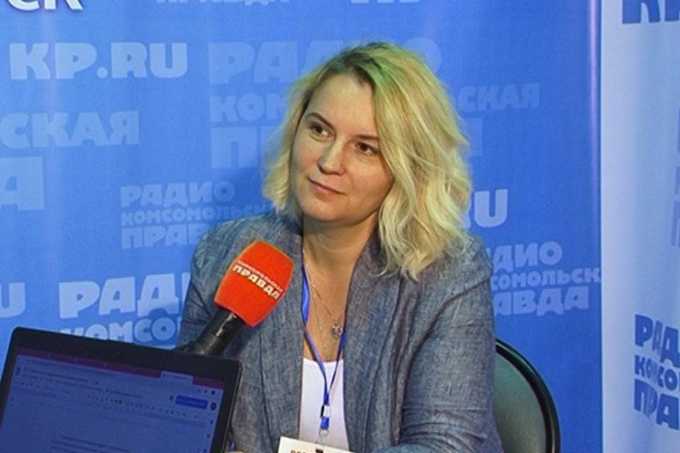 Наталья Волощенко