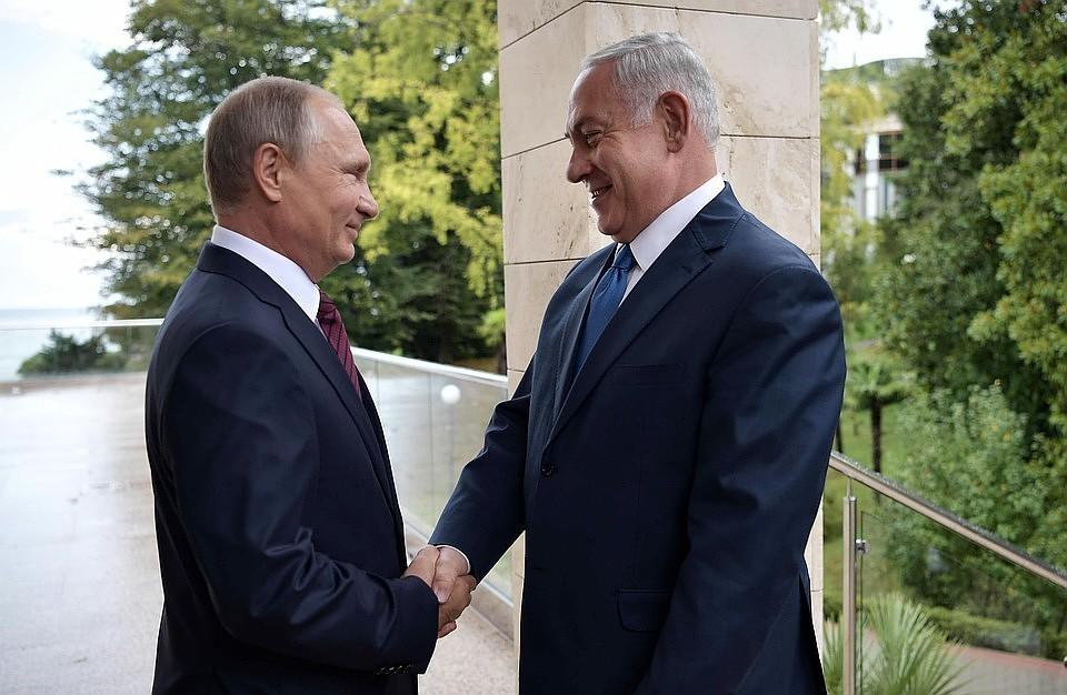 Нетаньяху планирует в течение недели встретиться с Путиным