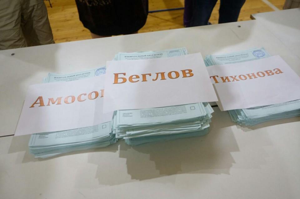 Выборы губернатора в Петербурге: Амосов и Тихонова признали поражение еще до результатов голосования