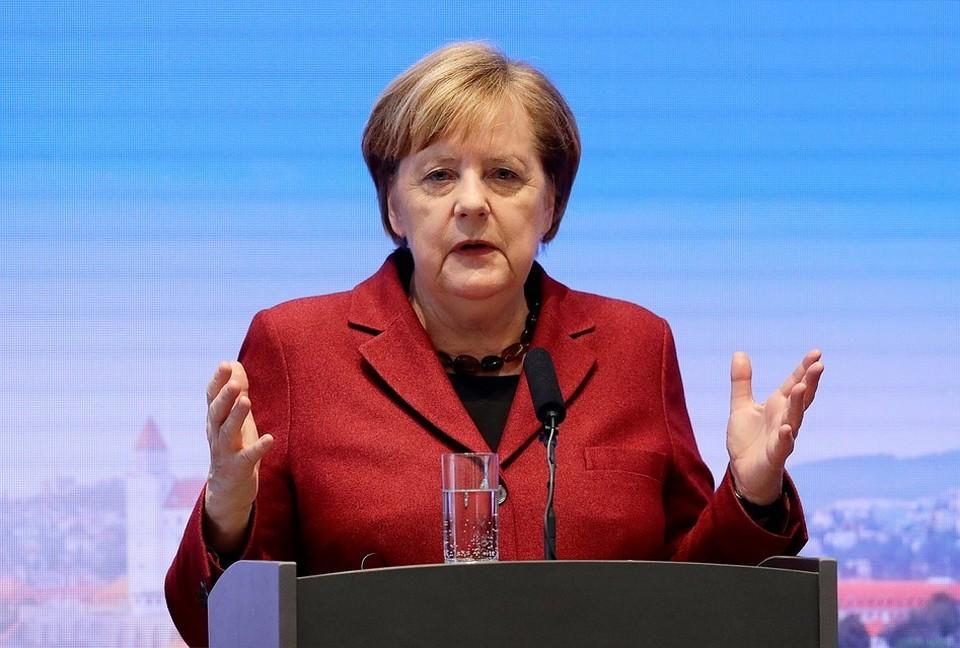 Меркель: США больше не играют роль защитника Европы