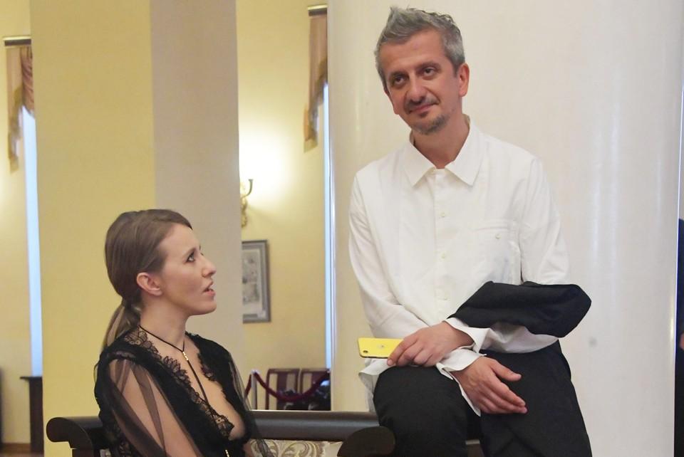 Собчак поделилась подробностями свадьбы.