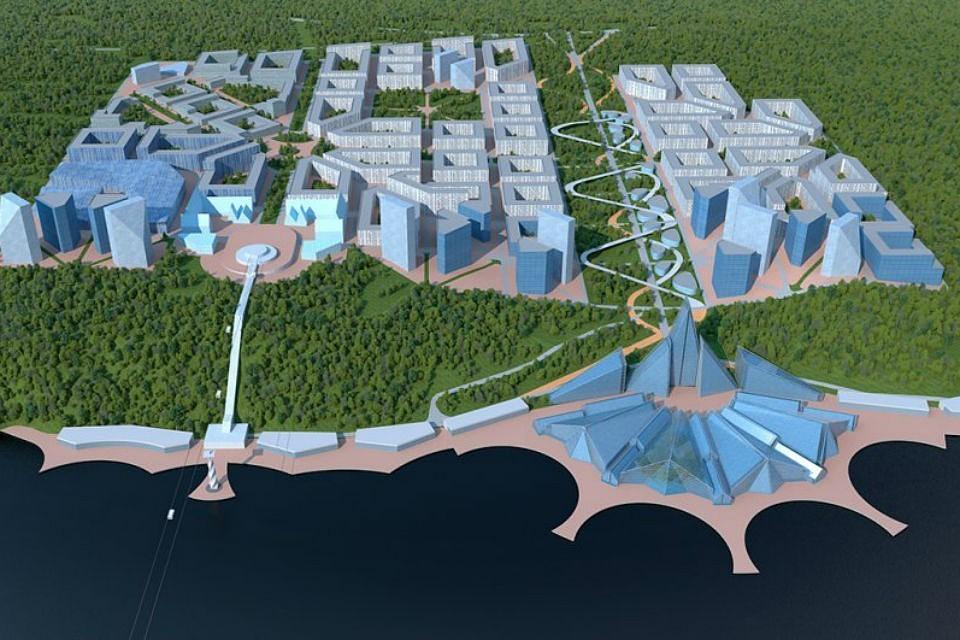 Научно-исследовательский центр хотят построить у Абрам-мыса. Фото: открытые источники