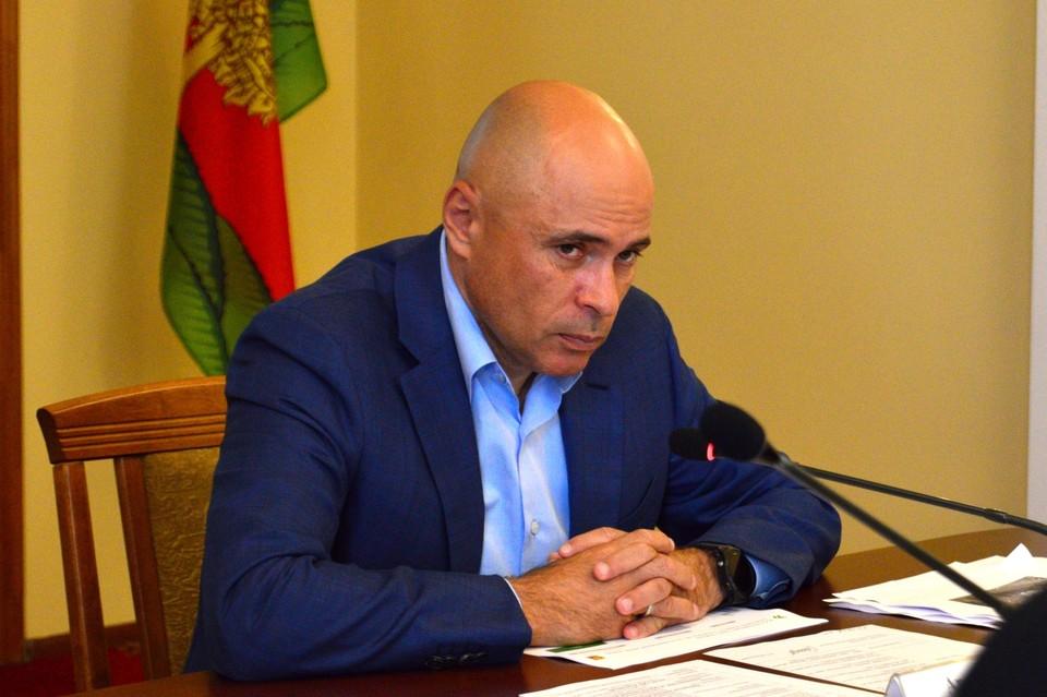 Инаугурация губернатора состоится 13 сентября
