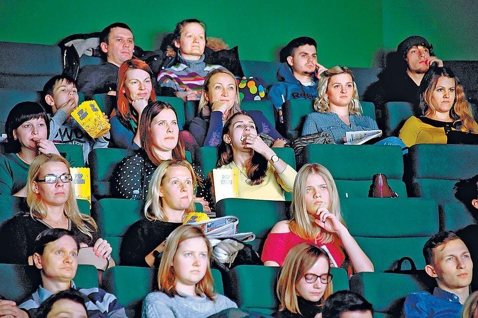 Что посмотреть с удовольствием в кинотеатрах