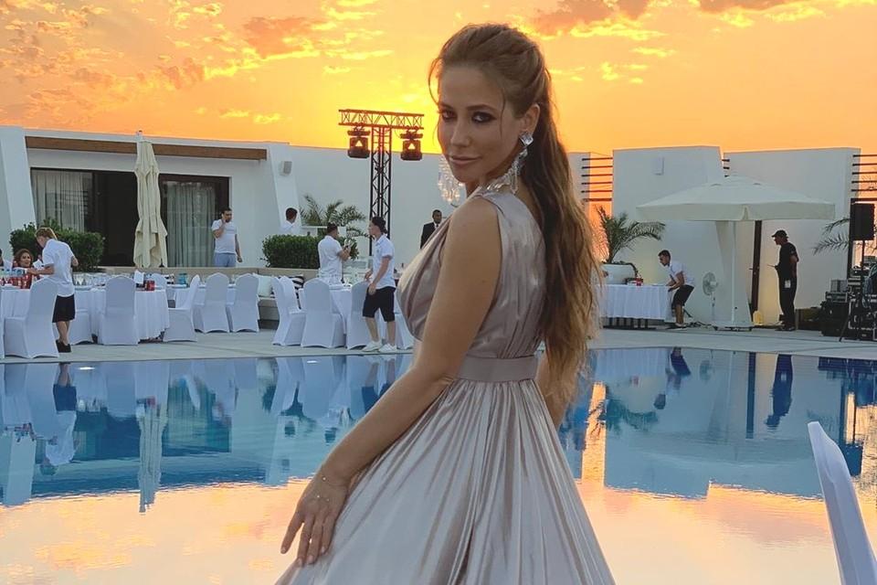 Напрямую на вопрос о свадьбе Юлия Барановская не ответила. Фото: instagram.com/baranovskaya_tv