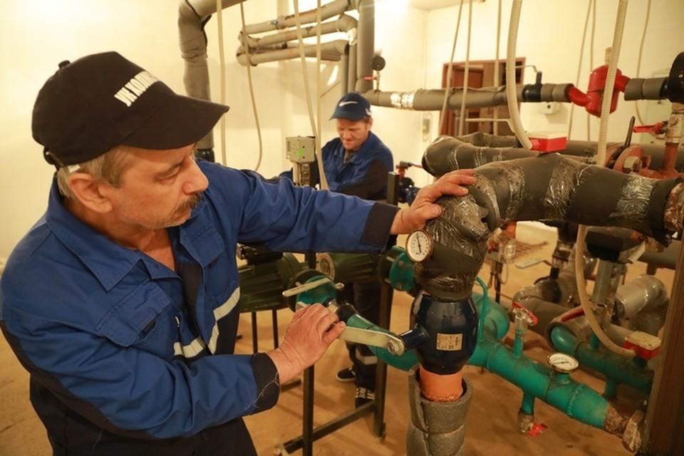 Тепло в дома красноярцев поступит окончательно до 25 сентября