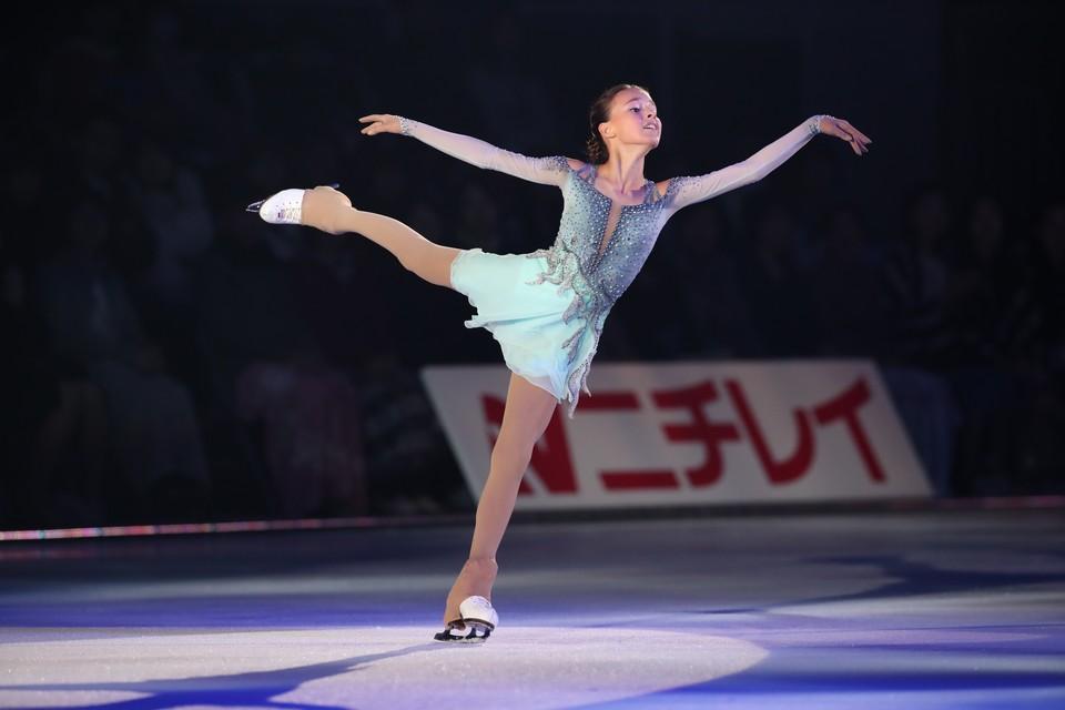 Анна Щербакова выиграла турнир в Италии.