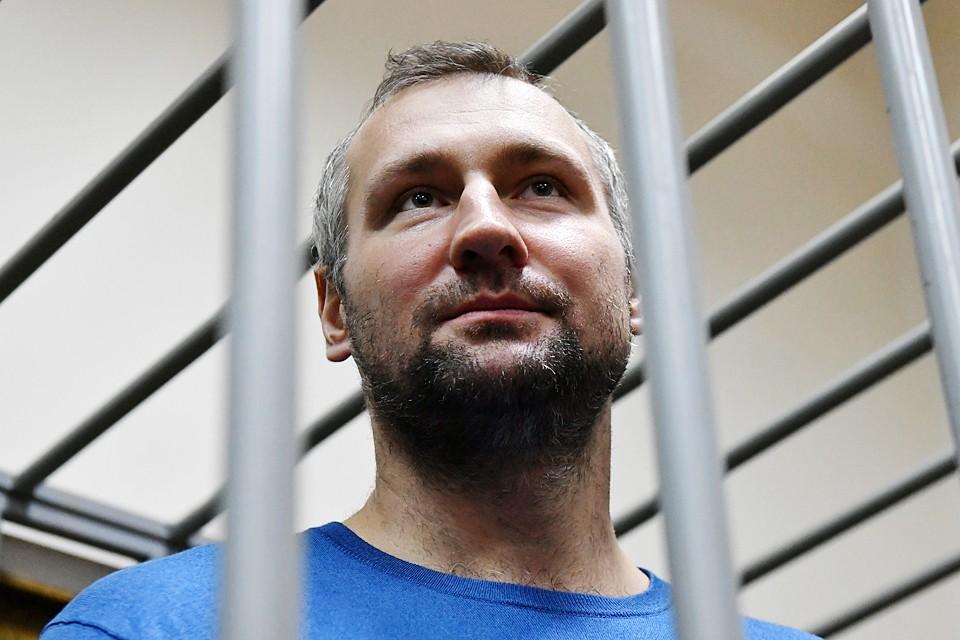 Игорь Мусатов как минимум два ближайших месяца проведет в СИЗО. Фото: Максим Григорьев/ТАСС