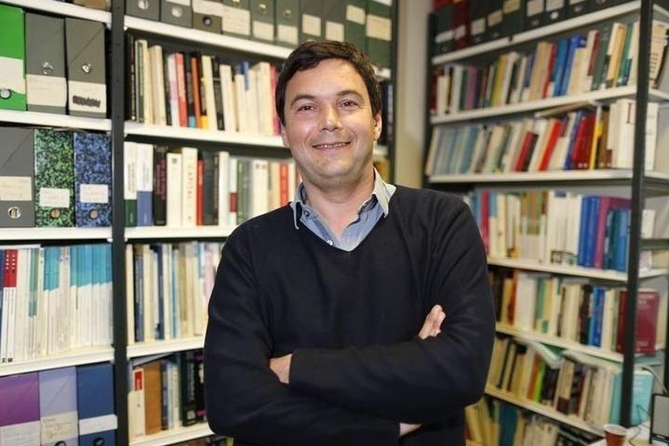 Экономист Тома Пикетти