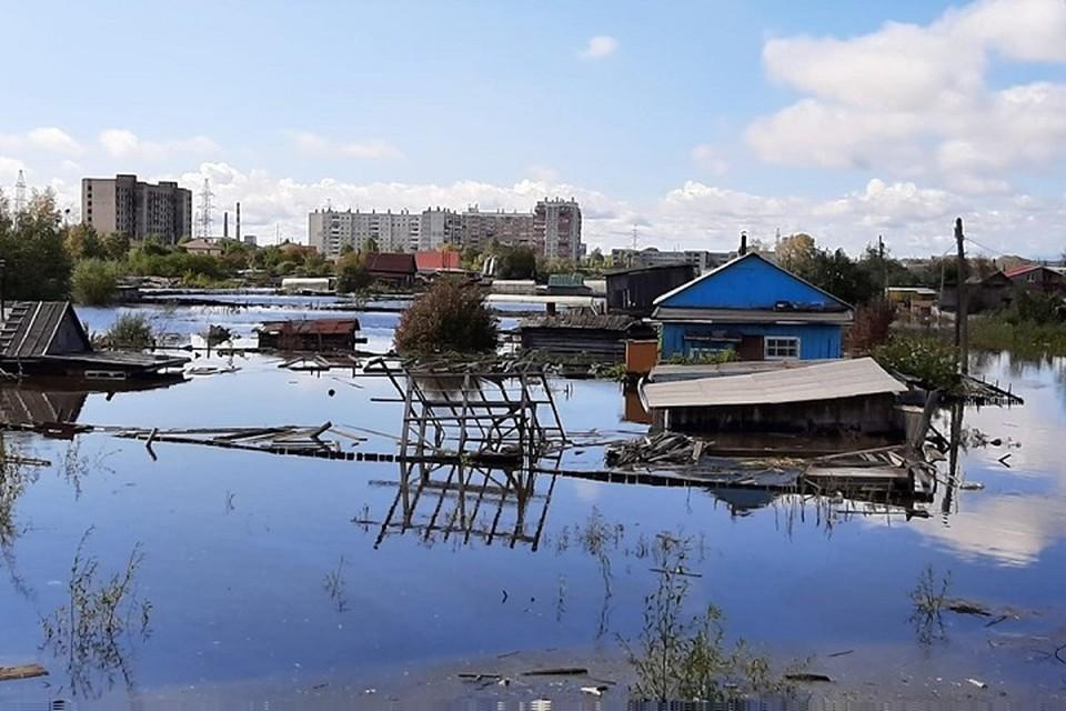 В этом году города достается даже больше, чем в наводнение-2013