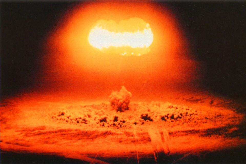Американские исследователи составили сценарий ядерного апокалипсиса