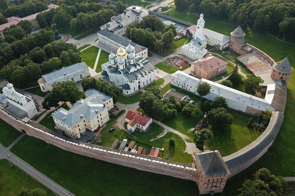 19 сентября в Великом Новгороде открылся форум «Среда для жизни». Фото: Петр Ковалев/ТАСС