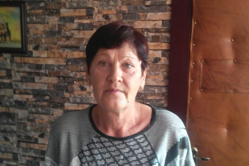 Тамара Ивановна не знает, куда ей идти за помощью. Фото: личный архив героя.