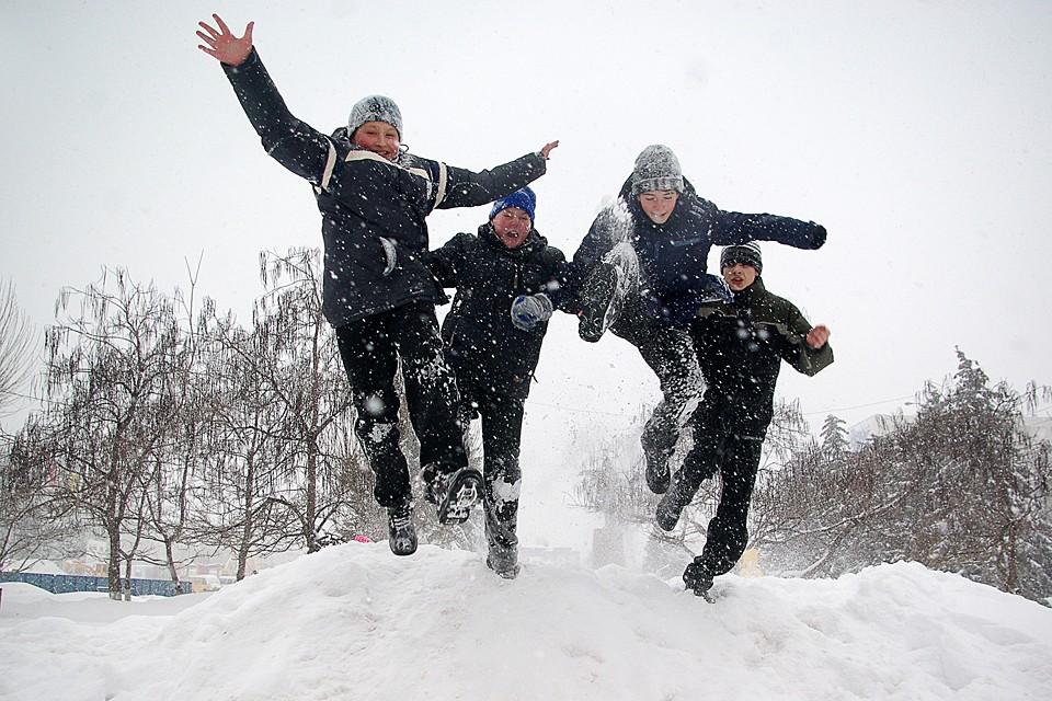 Очень уж затяжных и экстремальных холодов синоптики грядущей зимой не обещают
