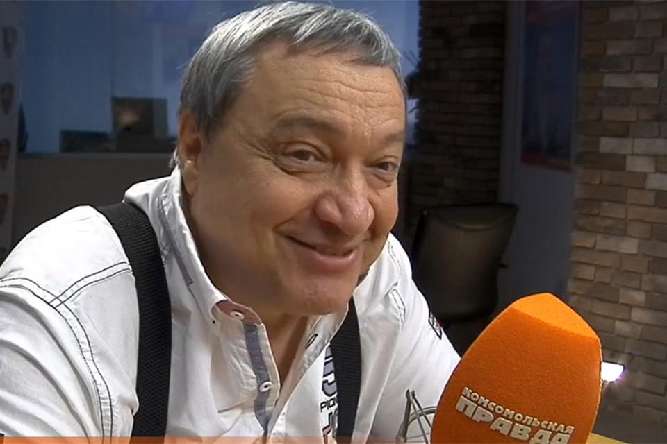 Журналист Владимир Мукусев