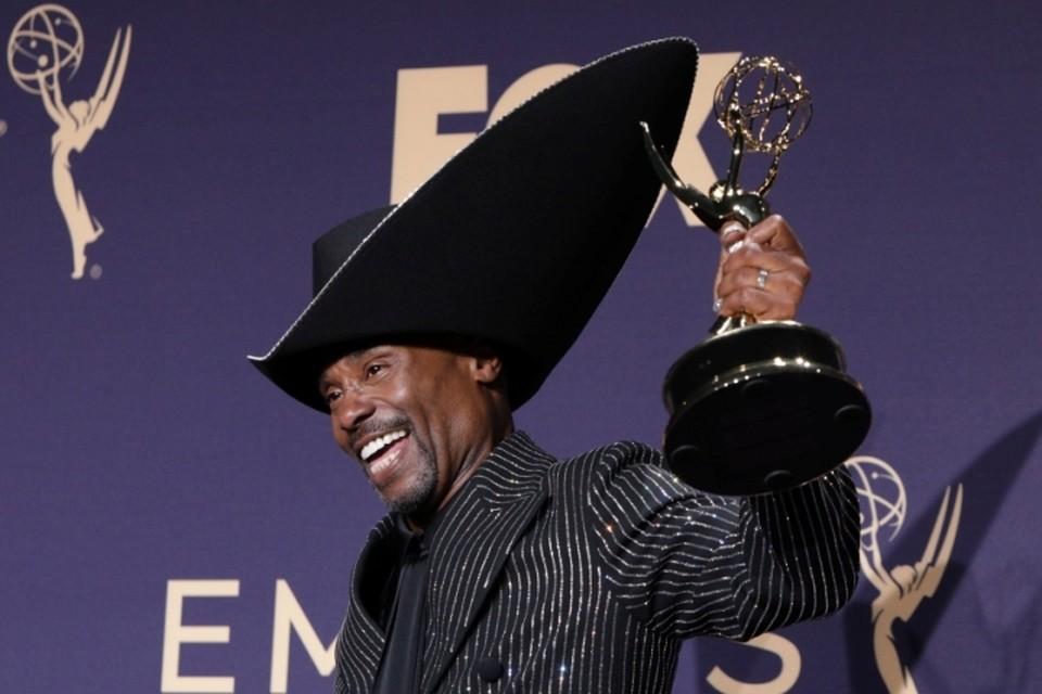Билли Портер получил Emmy за сериал «Поза»
