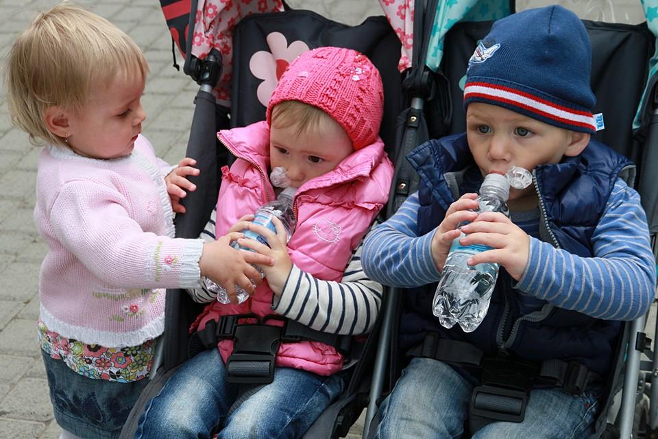Самое главное для родителей: ВСЯ исследованная детская вода оказалась безопасной и качественной