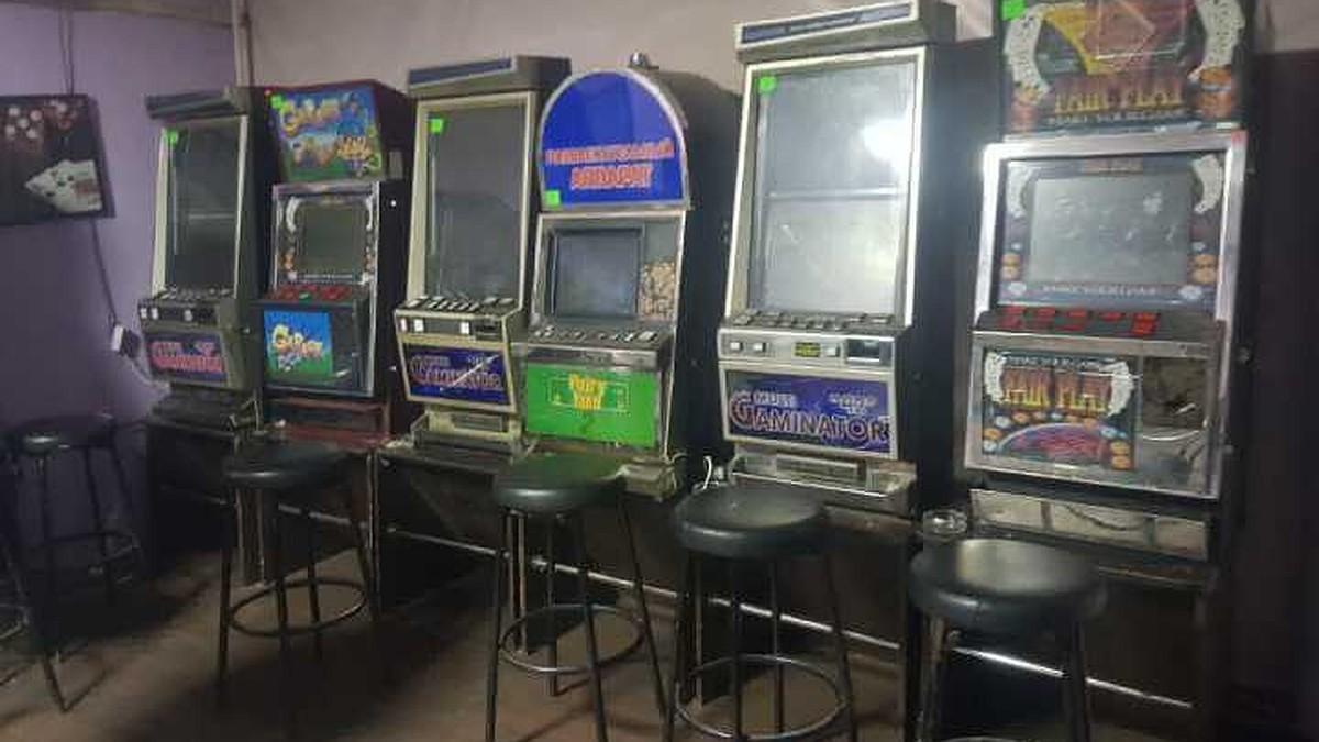 В усолье сибирском задержали игровые автоматы играть в игру карта сокровищ