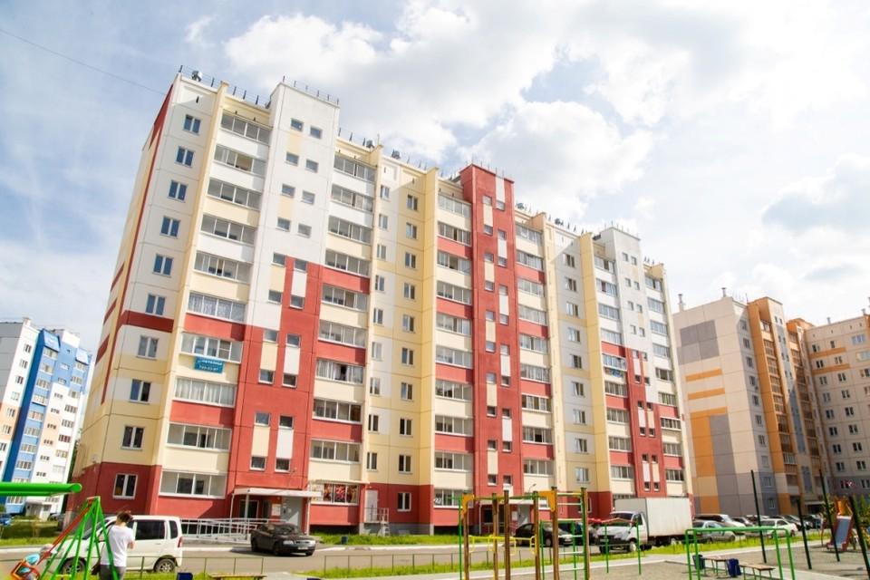 Ипотечная ставка на квартиры от застройщика составляет 5%.