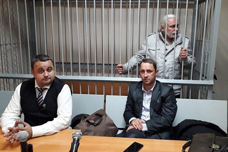 Заседание проходило в закрытом режиме
