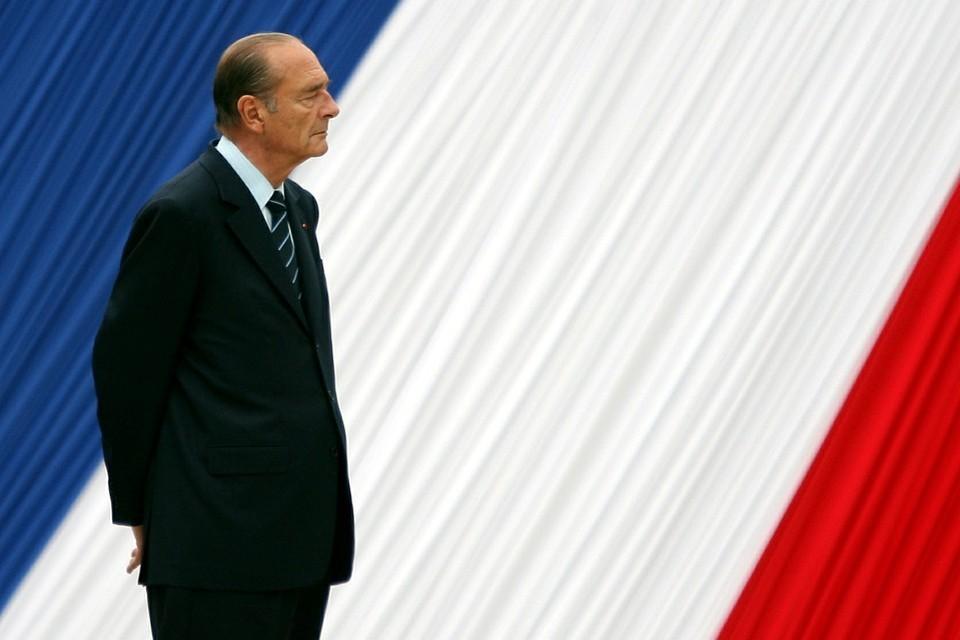 Умер бывший президент Франции Жак Ширак