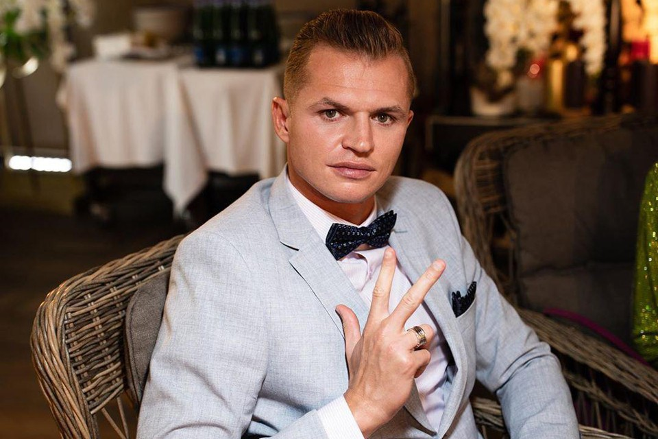 Дмитрий никак не отреагировал на выпад публики