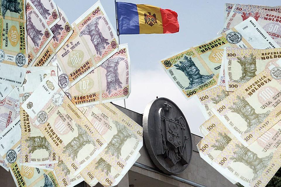 Общий государственный долг Молдовы превысил 52 миллиарда леев