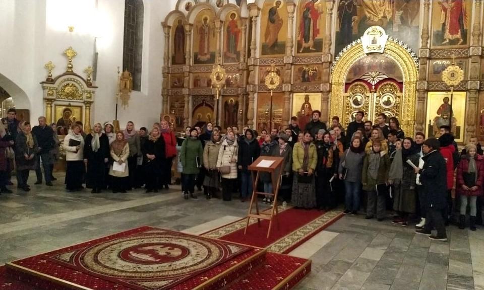 Мероприятие прошло в рамках II международного конгресса музыкального искусства CHORUS INSIDE. Фото: Димитрий Каспаров