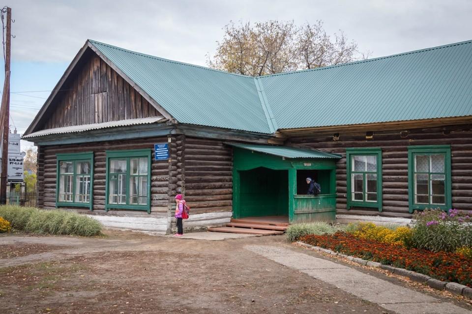 Старое здание школы Фото: Илья Климентьев