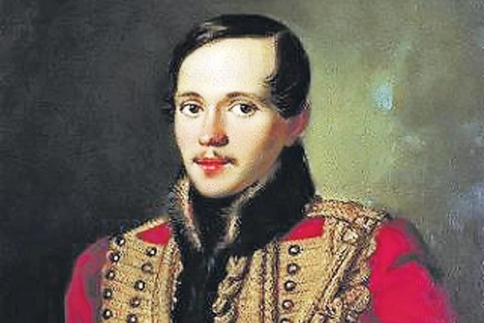 Портрет М. Ю. Лермонтова. 1827 г. Петр Заболотский.