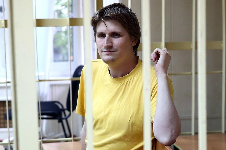 Адвокаты блогера Синицы пожалуются в Страсбургский суд. Фото: Антон Новодережкин/ТАСС