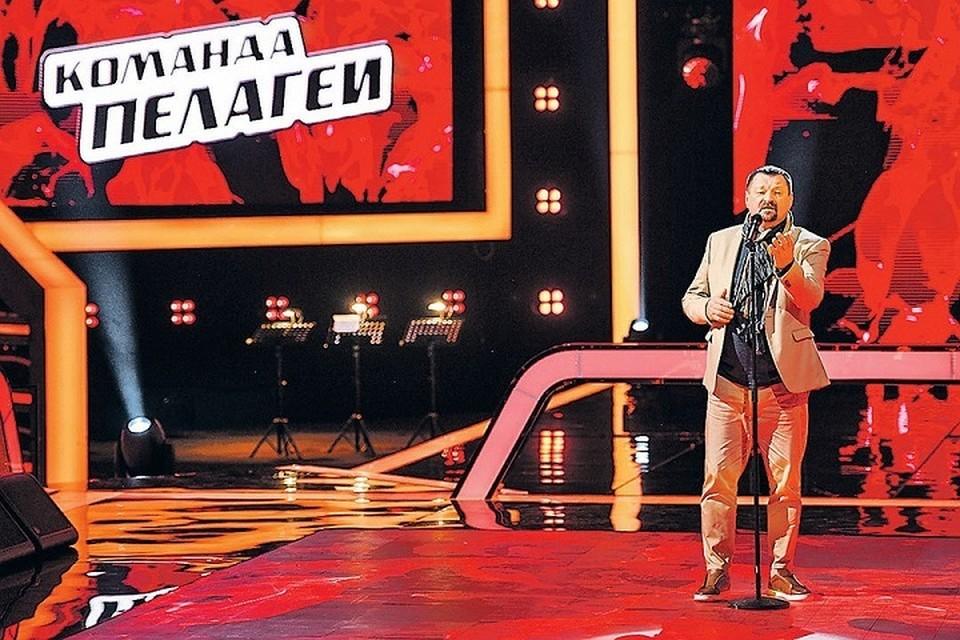 Леонид Сергиенко стал победителем проекта. Фото: Максим ЛИ/Первый канал