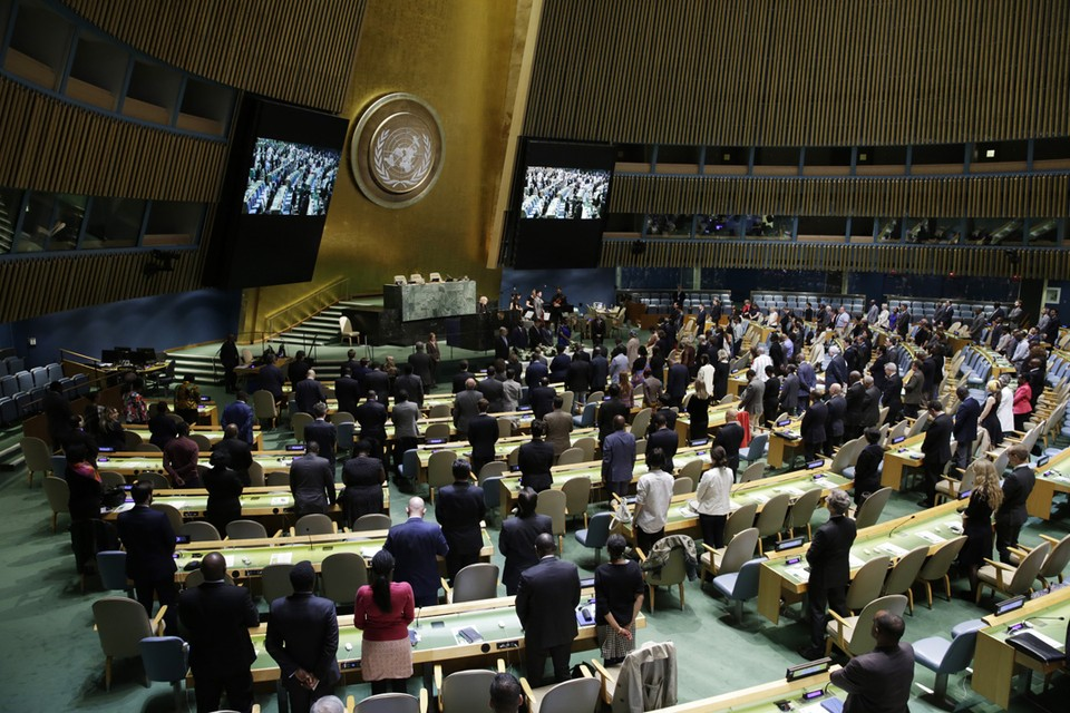 Политика американских властей по невыдаче виз иностранным дипломатам достала, похоже, уже и саму ООН.