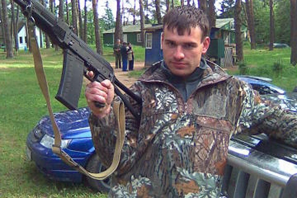Павел Захаров после задержания написал явку с повинной
