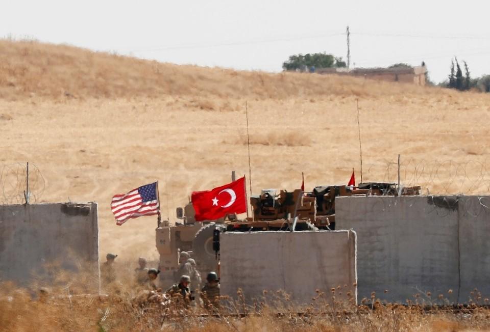 Анкара вошла в Северную Сирию, только чтобы сражаться с террористами