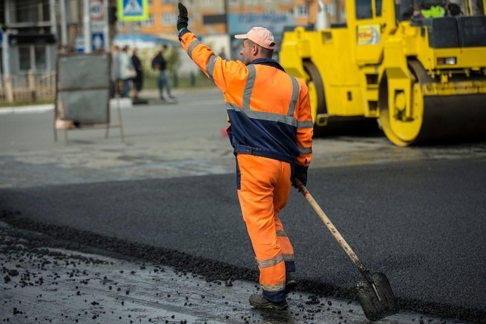 Эксперты высоко оценили качество ремонта дорог в Сургуте. Фото Рамиля Нуриева