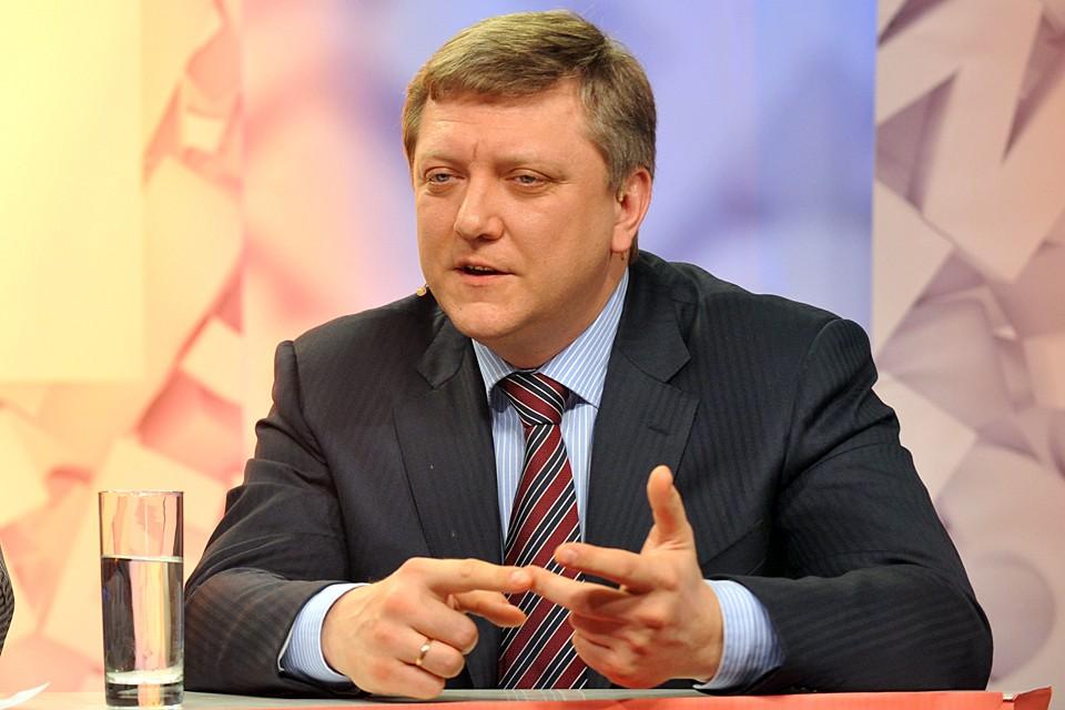 Вот мнение депутата Дмитрия Вяткина