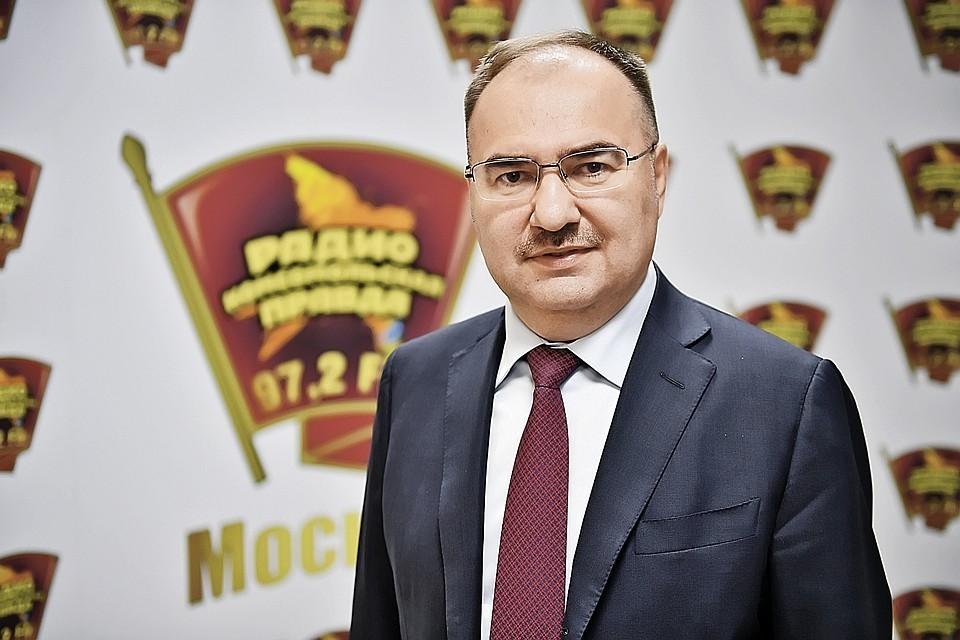 Председатель правления Пенсионного фонда России Антон Дроздов.
