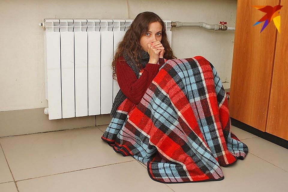 Температура дома должна быть от 18 до 24 градусов тепла.