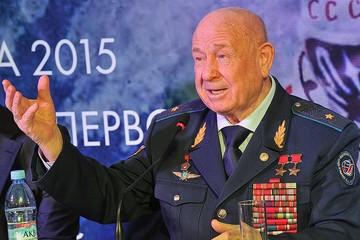 12 минут над бездной навсегда вписали его имя в историю: скончался космонавт Алексей Леонов