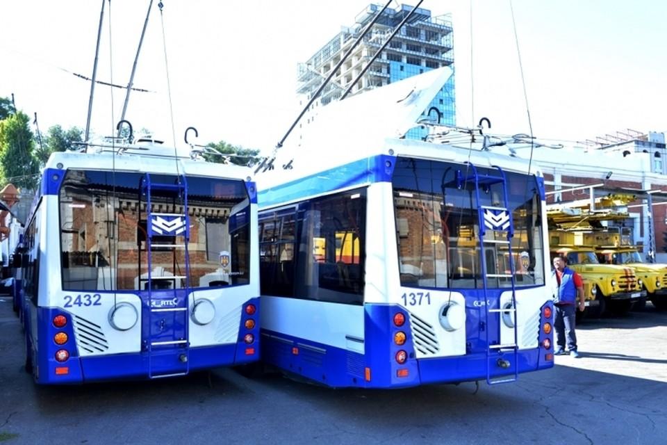 В Кишиневе появятся 5 новых троллейбусов на автономном ходу