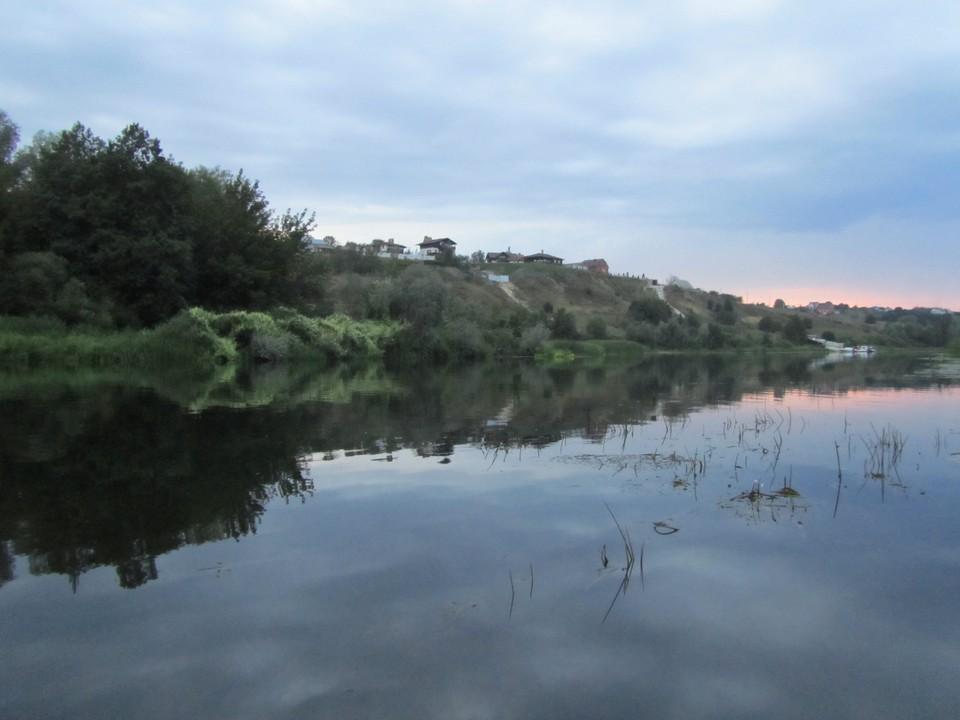 Очистку русла реки Воронеж начнут в 2021 году