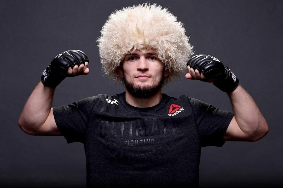 Хабиб Нурмагомедов впечатлил фанатов бешеной тренировкой