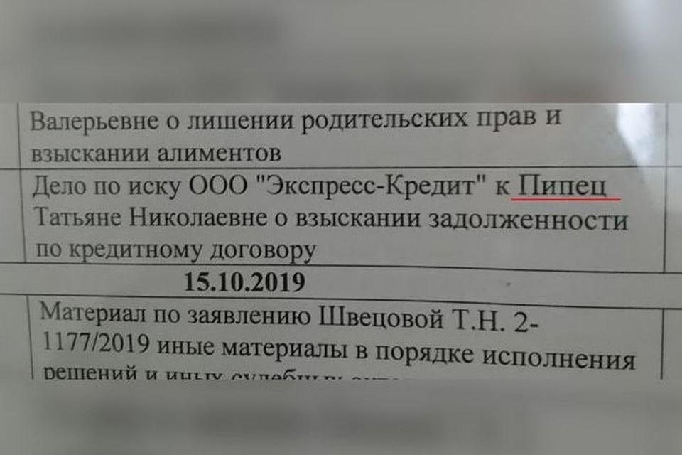 Экспресс кредит в новосибирске