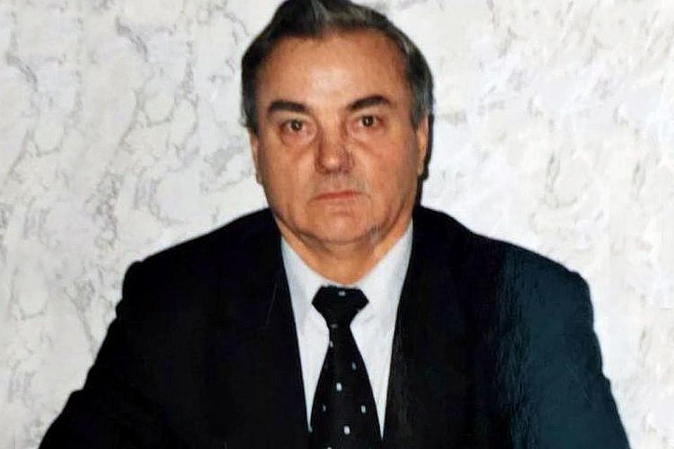 Шитюк Василий Федорович. Фото: УМВД по Краснодару.