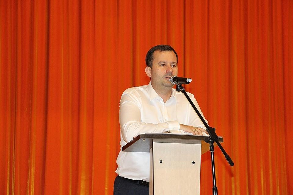 Максим Корольков расскажет ученым о планах на перепрофилирование