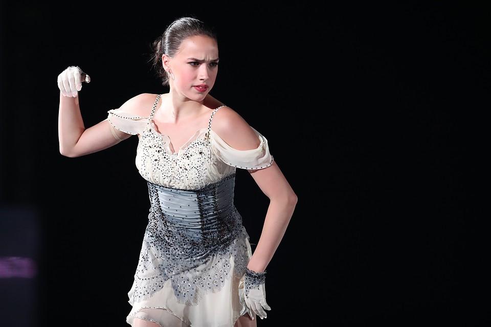 В рамках нынешней серии Гран-при Алина Загитова примет участие — во Франции и Японии