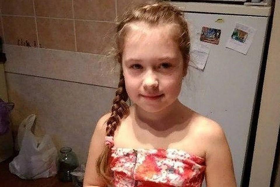 Лизу Киселеву убили, когда девочка шла в школу. Фото: соцсети.